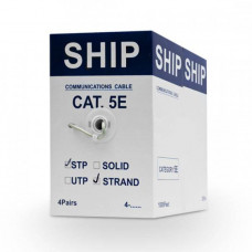 Кабель FTP SHIP D175S-P с сепаратором