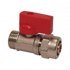 Вентиль на металлопластиковую трубу П