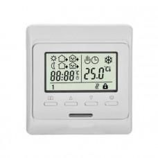 Терморегулятор с дисплеем