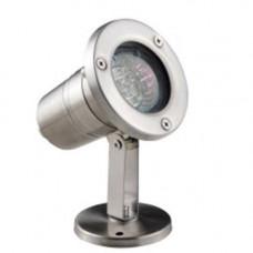Прожектор для фонтана нерж. SX-001 под галоген (без лампы) 80mm