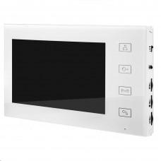 Видео домофон RL-10F белый