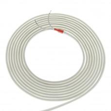 Гибкий греющий кабель 10 вт/м (Россия)