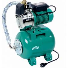 Автоматическая повысительная насосная станция Wilo HWJ 202 EM