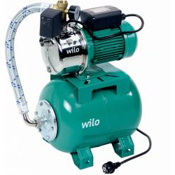 Автоматическая повысительная насосная станция Wilo WJ 203 EM
